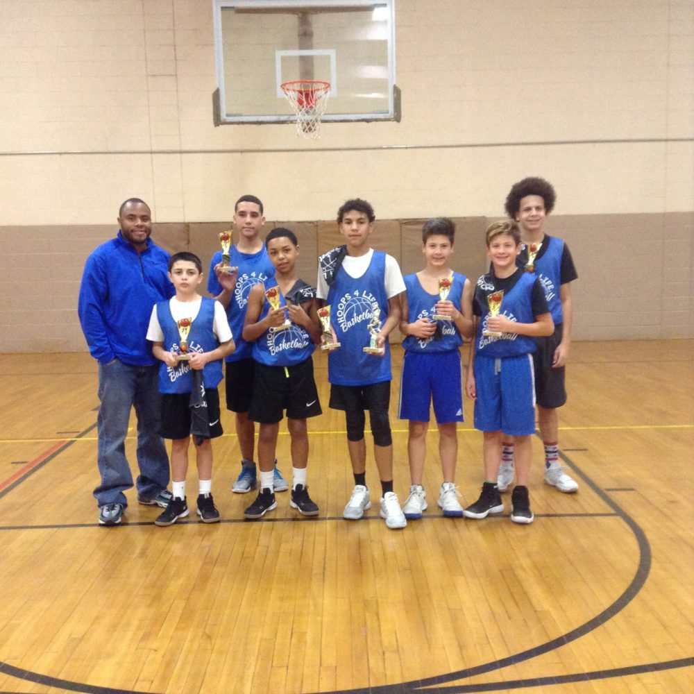 Marquest middle school team