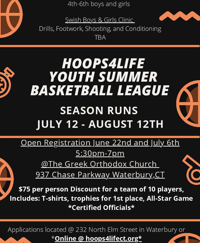 HOOPS 4 LIFE youth summer basketball league flyer 2021-page-001
